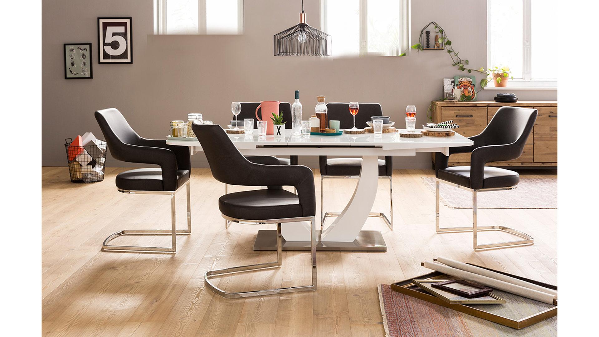 Möbel Busch , Räume, Esszimmer, Stühle + Bänke, Armlehnstuhl ...