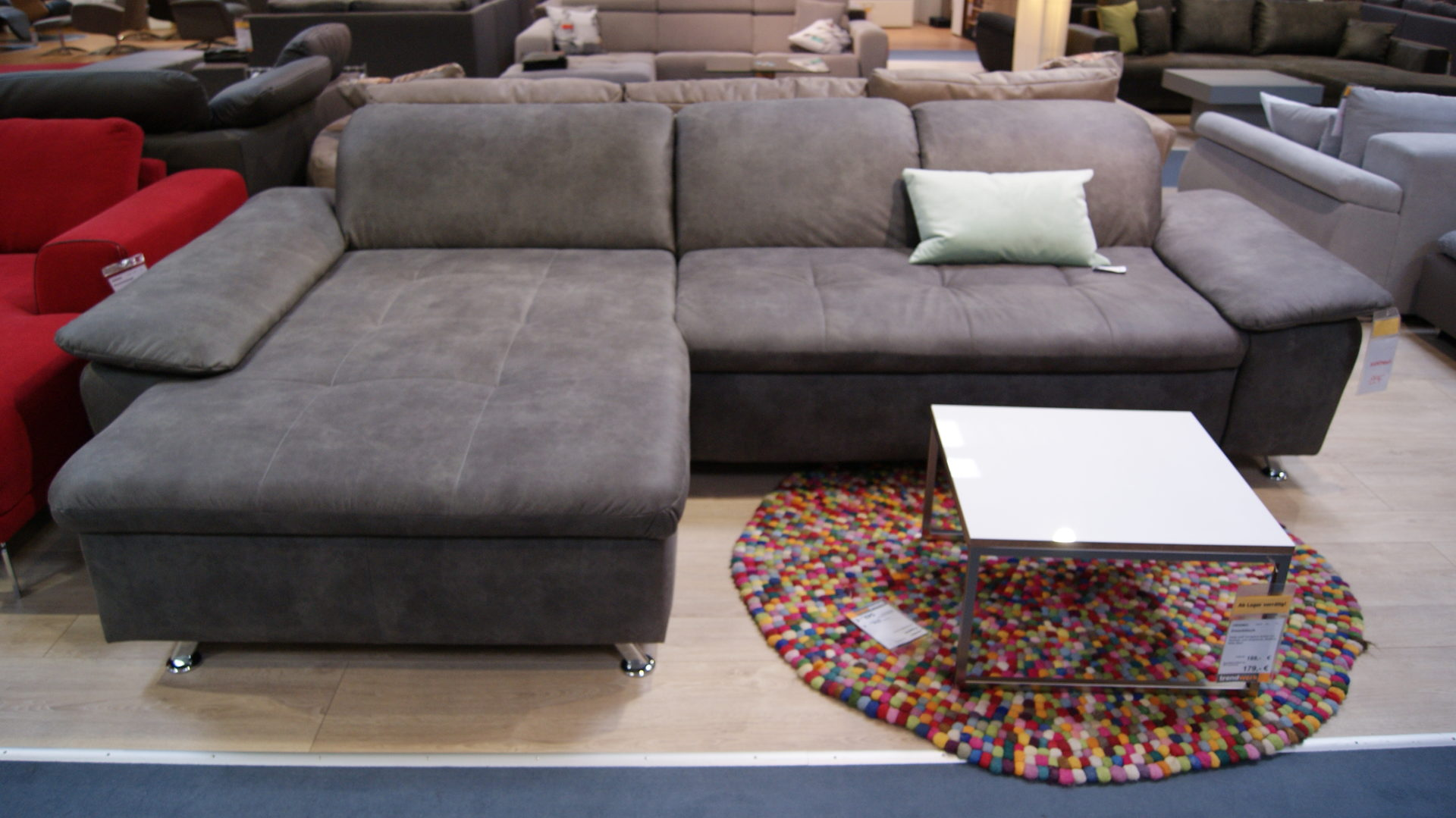 Möbel Busch Räume Wohnzimmer Sofas Couches Trendwerk