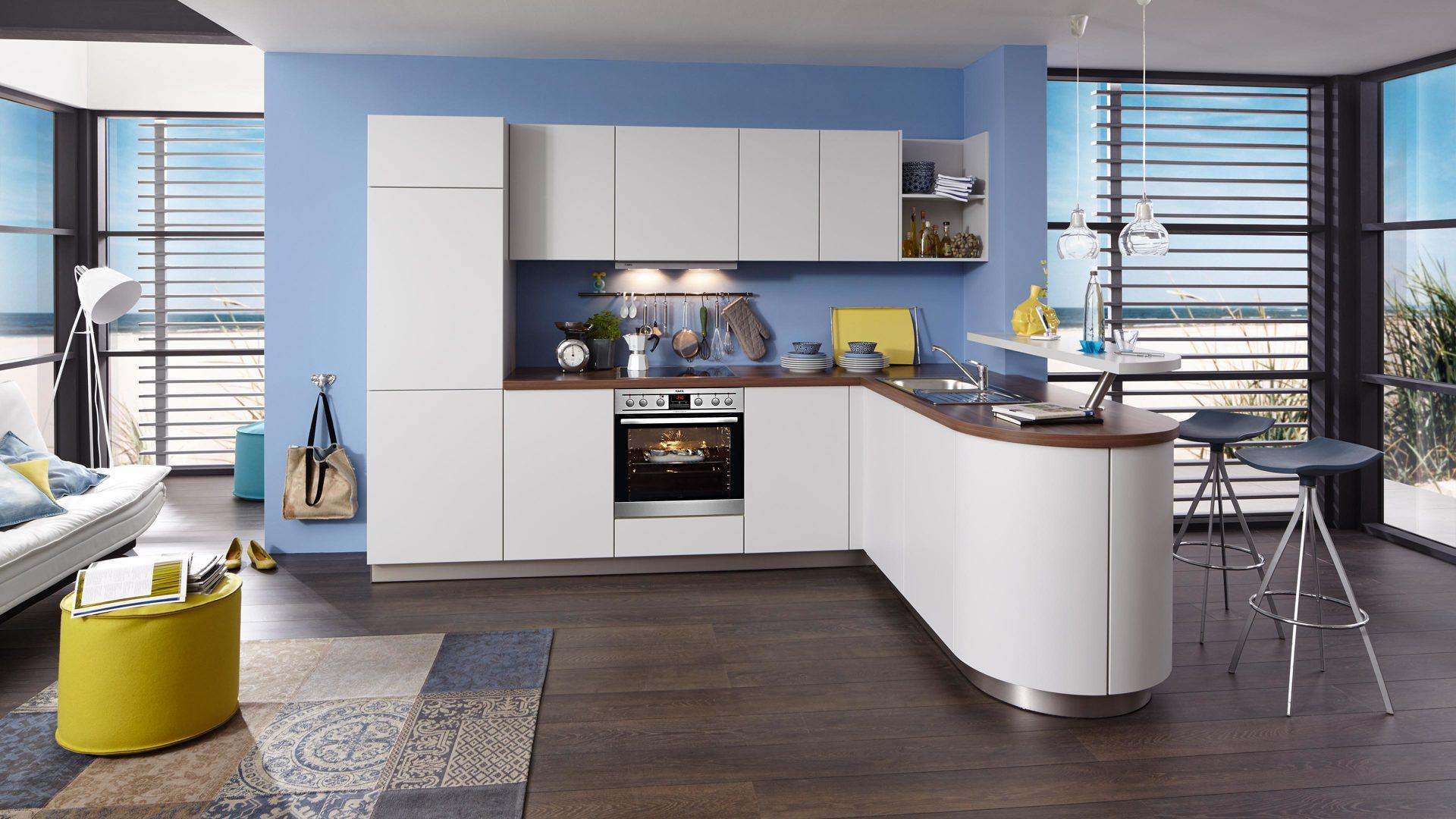 Möbel Busch , Räume, Küche, ALLES Küche, WERT-KÜCHE, WERT ...