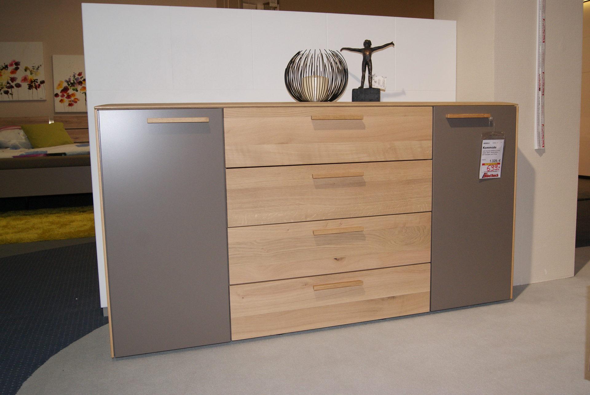 Sideboard für schlafzimmer  Möbel Busch | Räume | Schlafzimmer | Kommoden + Sideboards | KAWOO ...
